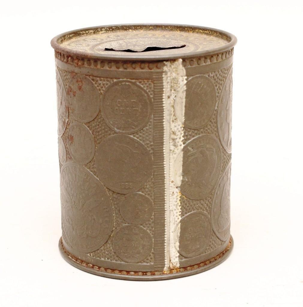 Still Bank Tin Can - 3