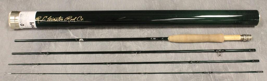 R. L. Winston Fly Rod