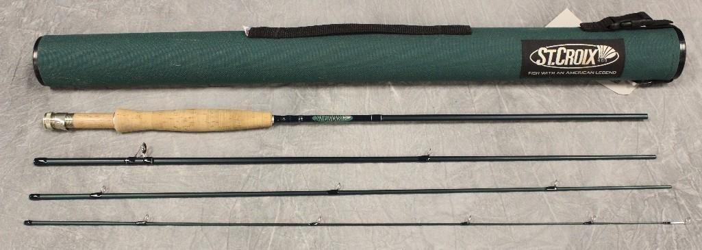 St. Croix Fly Rod