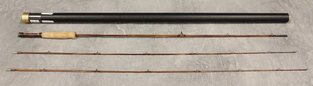 Bill Critchfield Fly Rod