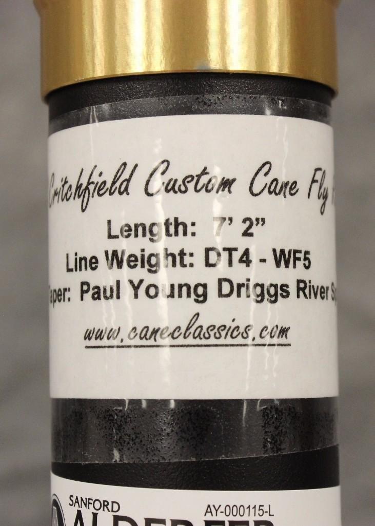 Bill Critchfield Fly Rod - 6