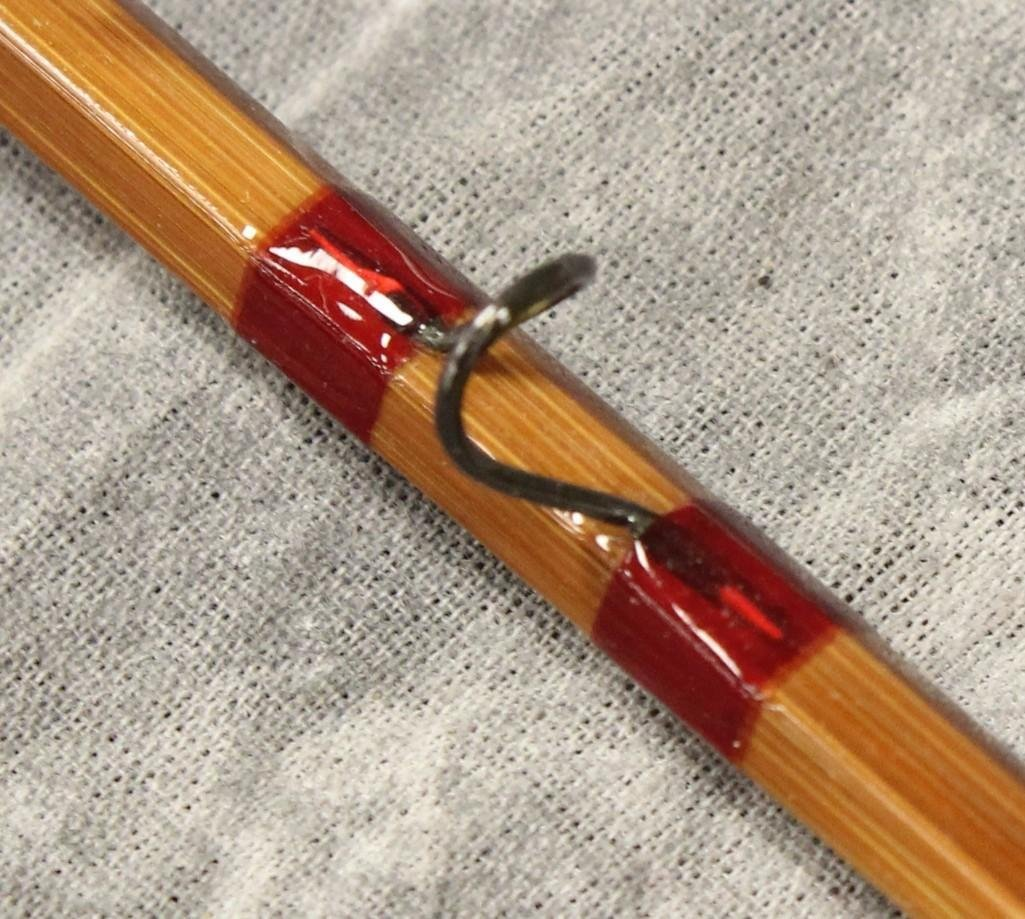 R.W. Hoffhines Fly Rod - 5