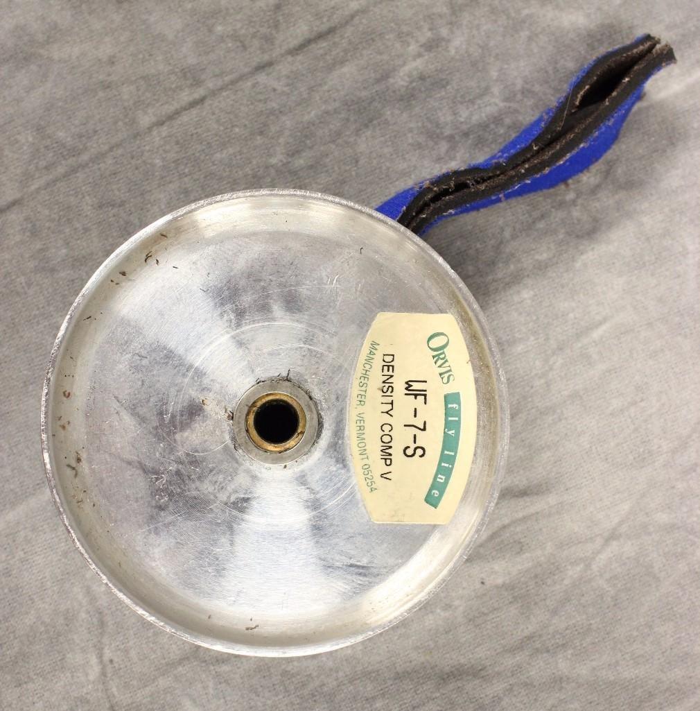 Bill Ballan Salmon Reel and Extra Spool - 4