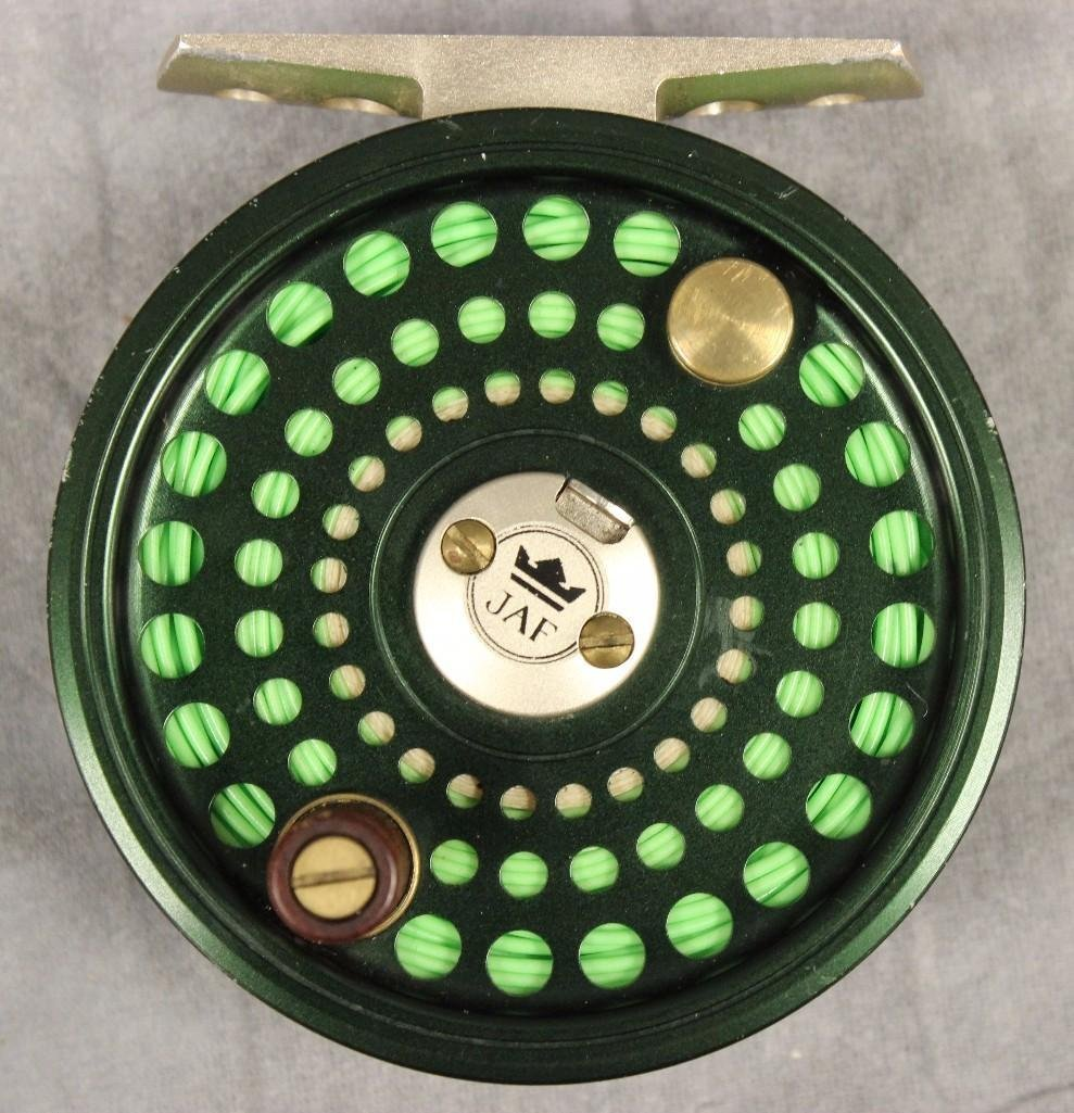 JAF Fly Reel