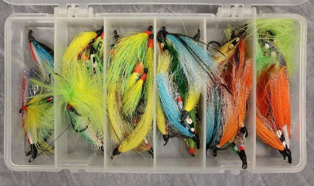 (5) Boxes Various Flies - 2