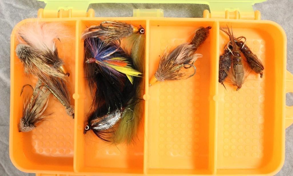 (5) Boxes Various Flies - 10