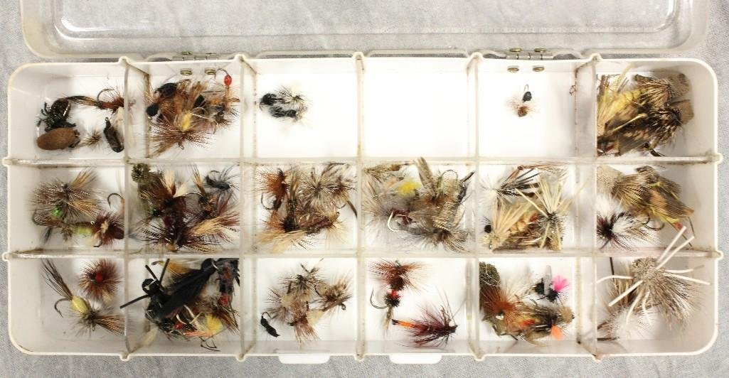 (5) Boxes Various Flies - 6