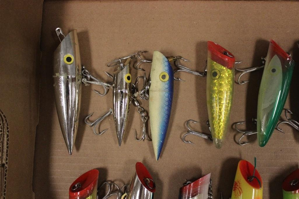(15) Various Saltwater Poppers - 2