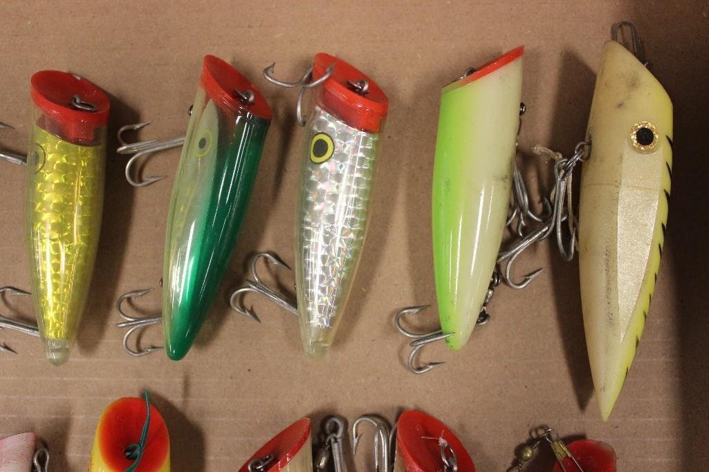 (15) Various Saltwater Poppers - 3