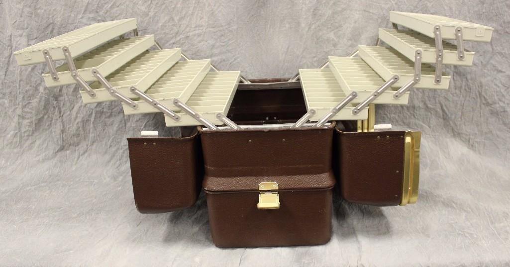 Large Fiberglass Tackle Box - 4