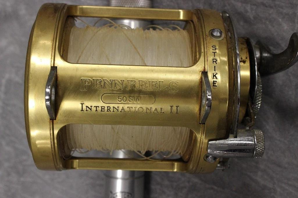 Penn International Rod and Reel - 2