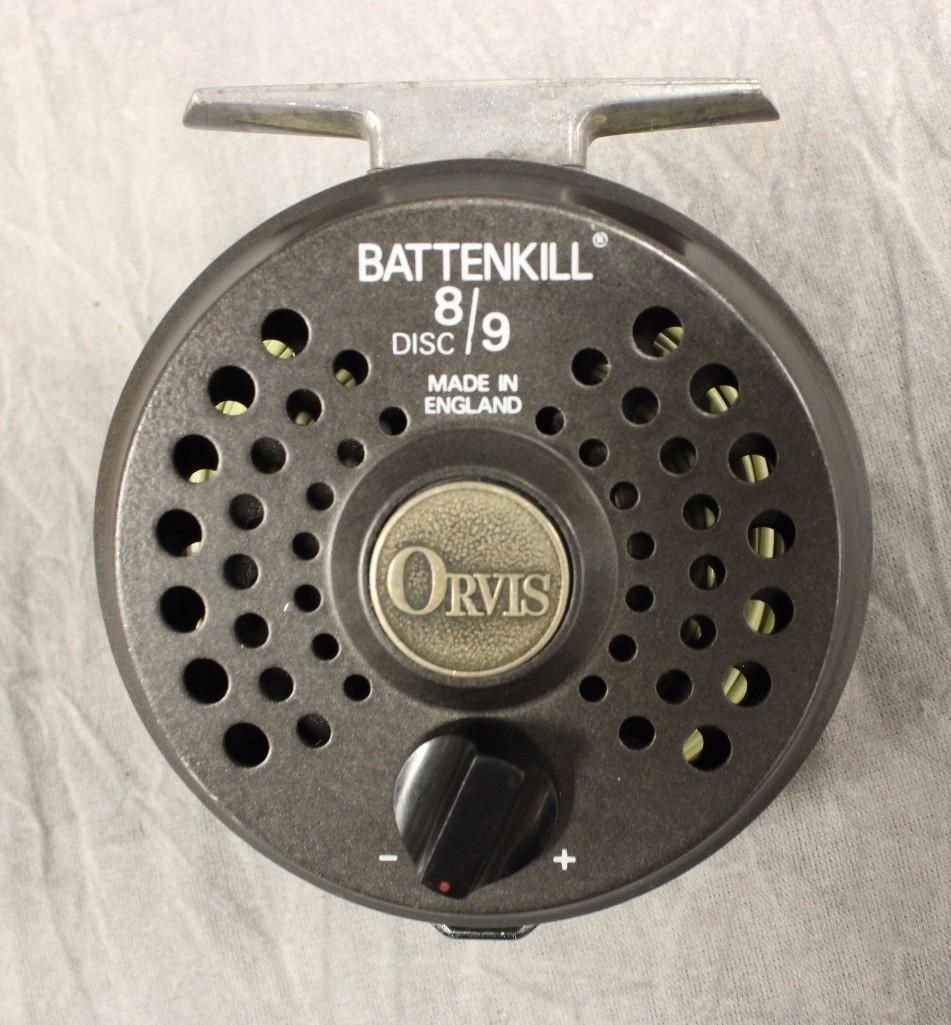 Orvis Battenkill 8/9 Fly Reel