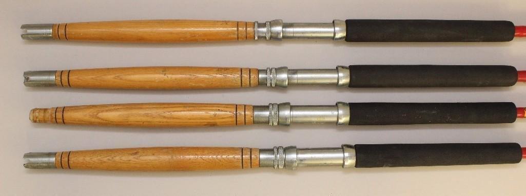 (4) Boat Rods