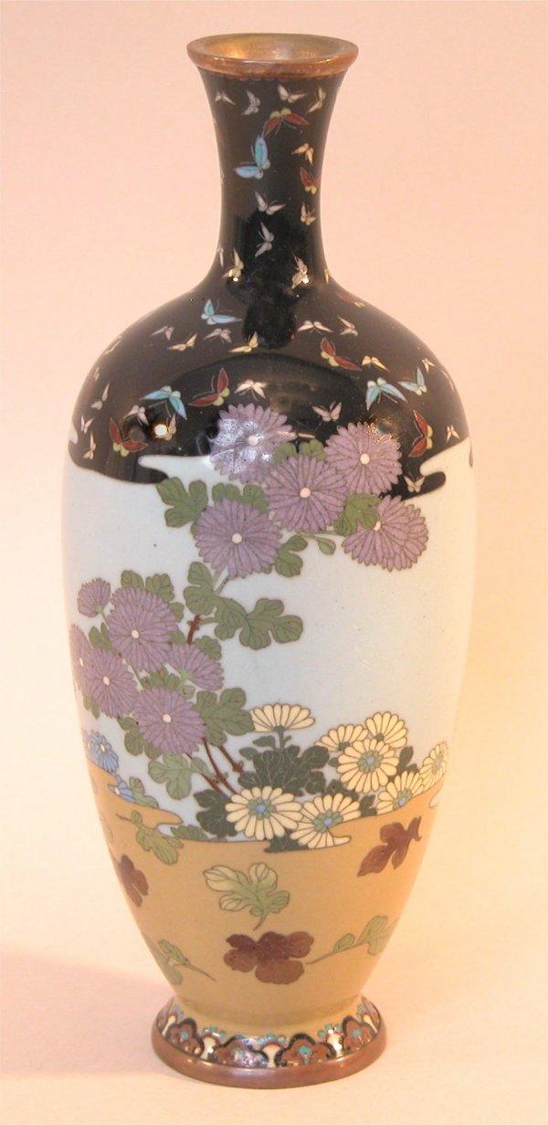 15: Cloisonné Vase.