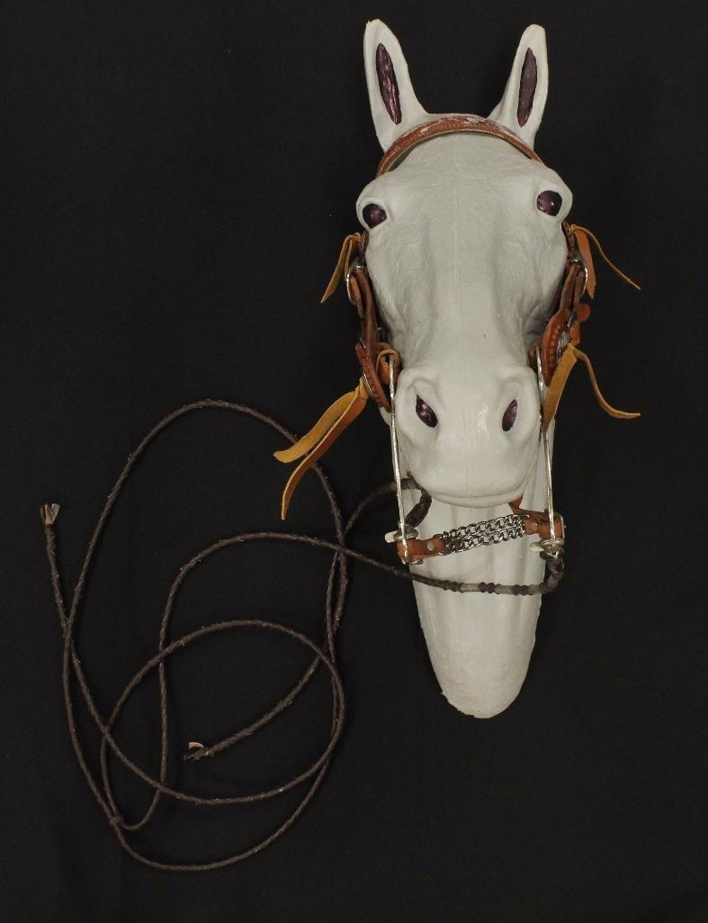 Horse Head Mount - 2