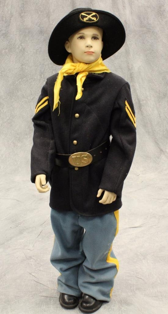 """""""Rusty"""" Mannequin from """"Rin Tin Tin"""" TV Classic - 2"""
