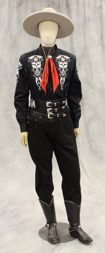 """Cisco Kid"" Mannequin"