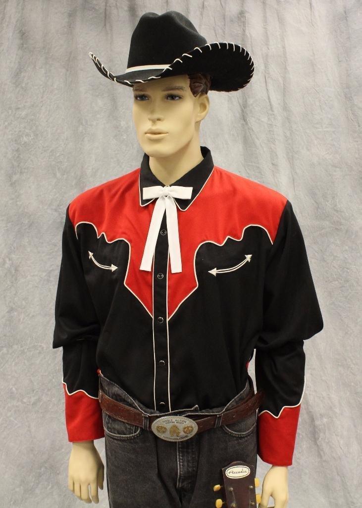 """Singing Cowboy"" Mannequin"