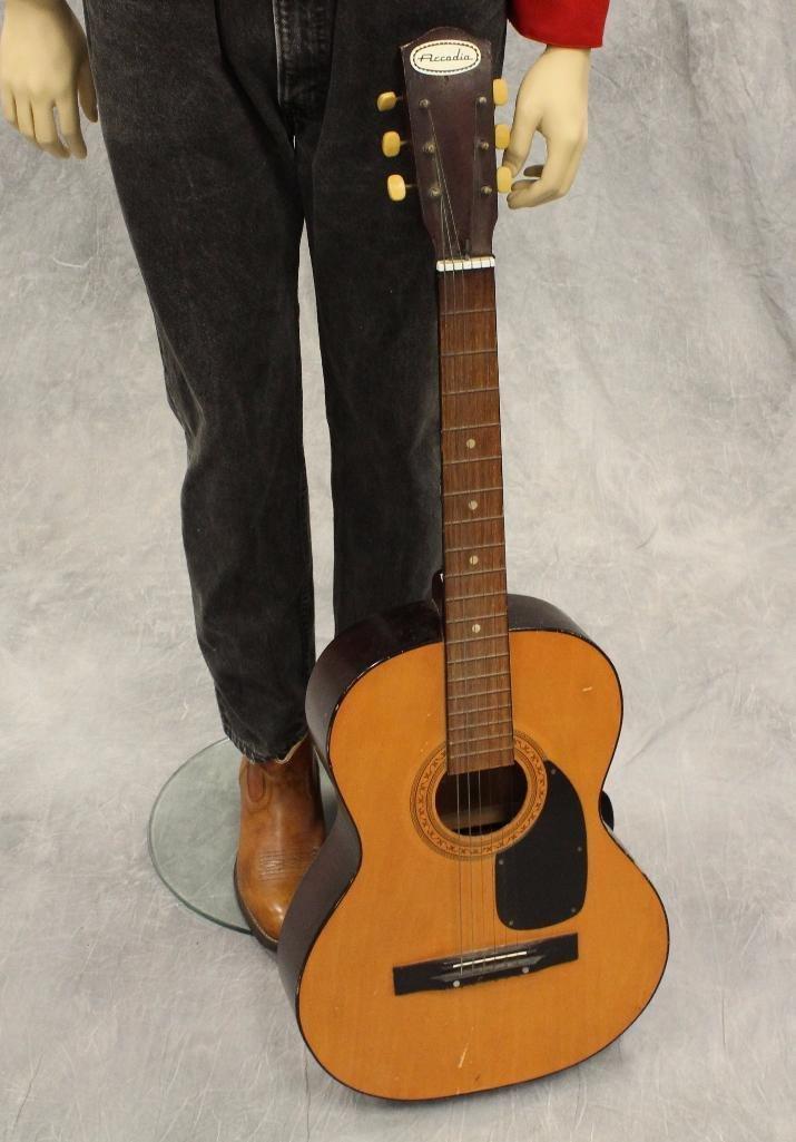"""Singing Cowboy"" Mannequin - 3"