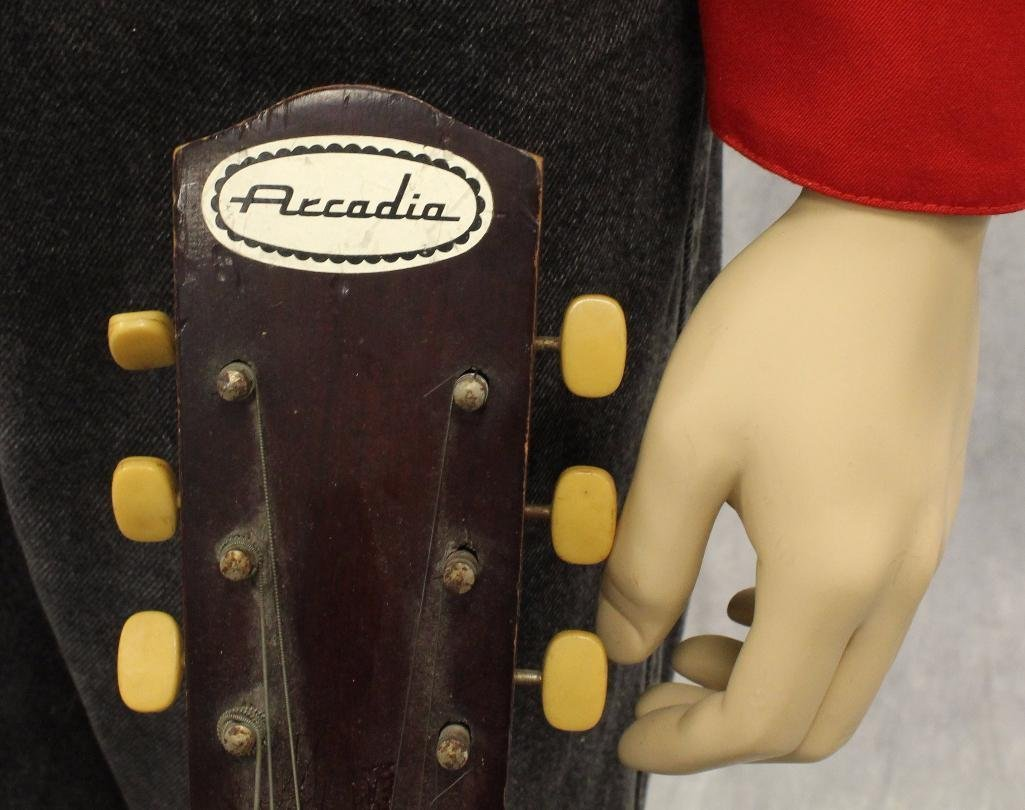 """Singing Cowboy"" Mannequin - 5"