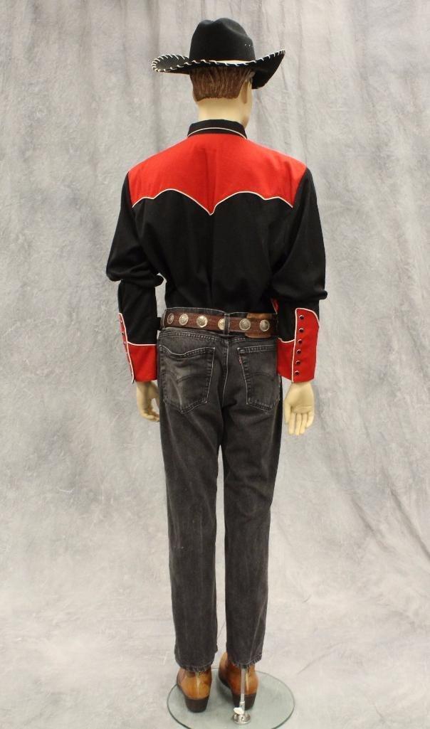 """Singing Cowboy"" Mannequin - 7"