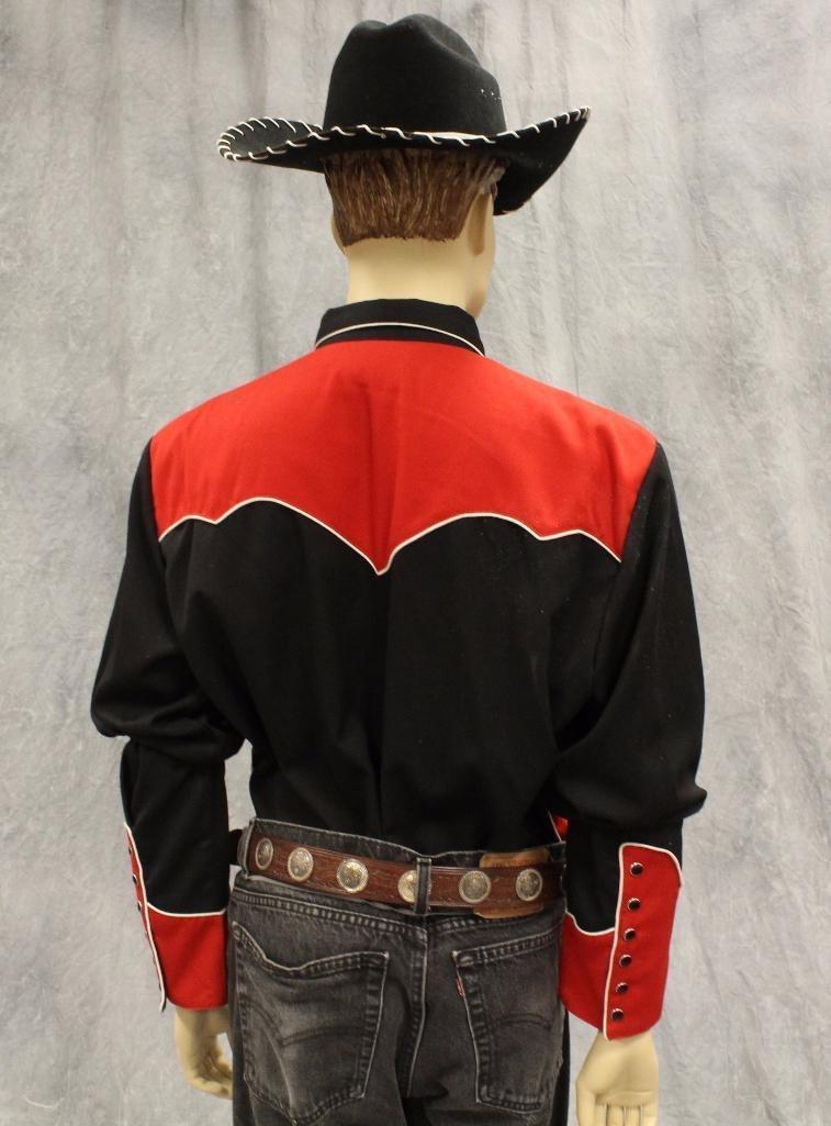 """Singing Cowboy"" Mannequin - 8"