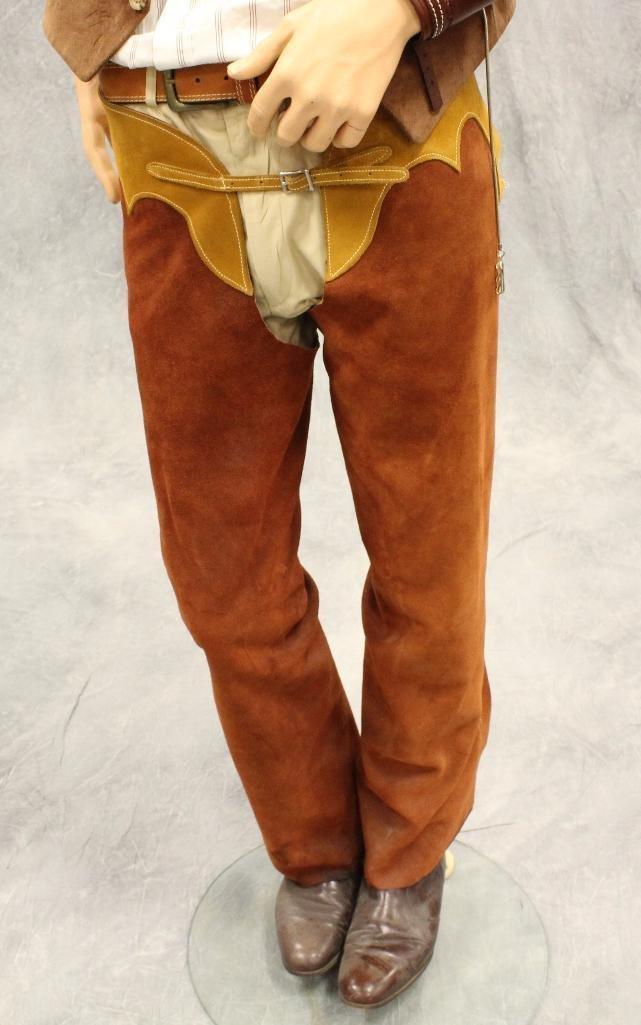 """""""Wyatt Earp"""" Mannequin - 3"""