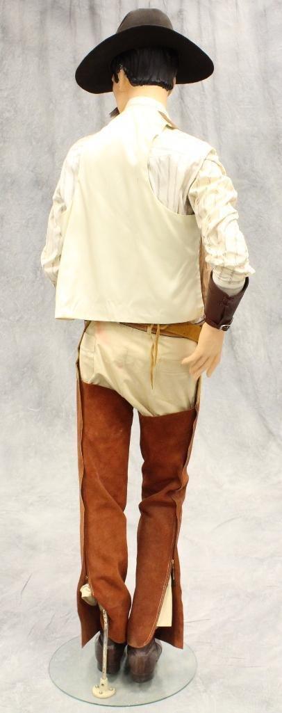 """""""Wyatt Earp"""" Mannequin - 4"""