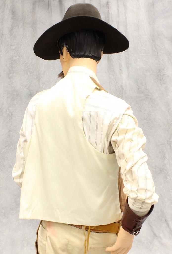 """""""Wyatt Earp"""" Mannequin - 5"""