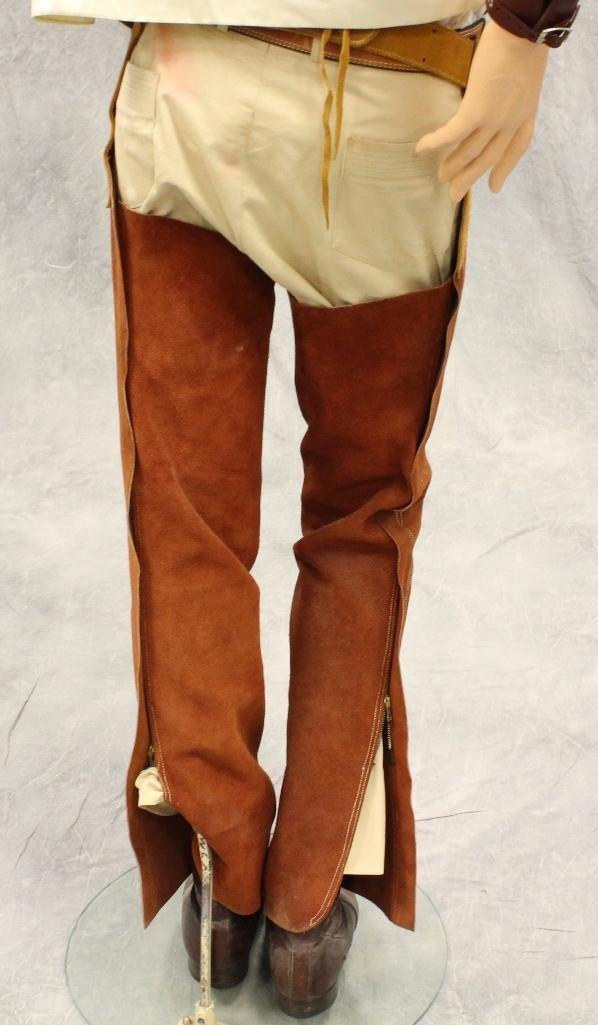 """""""Wyatt Earp"""" Mannequin - 6"""