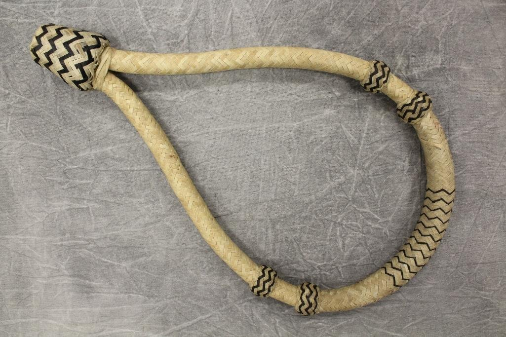 Lite Leather Braided Quirk and Bozel - 6