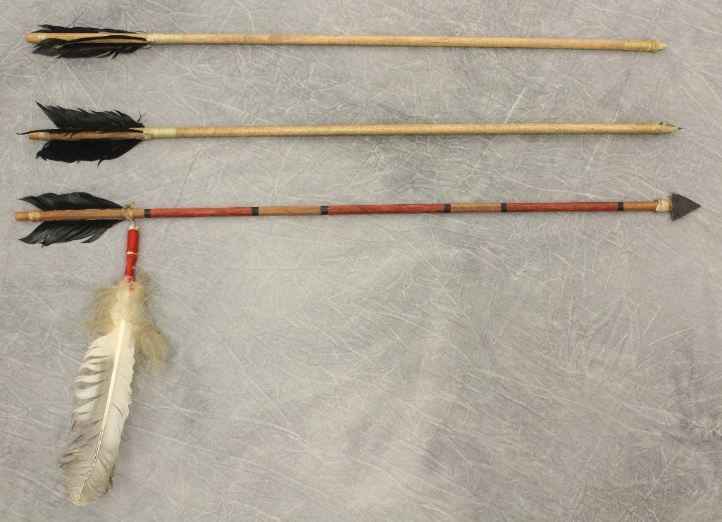 Indian Quiver and Arrows - 5