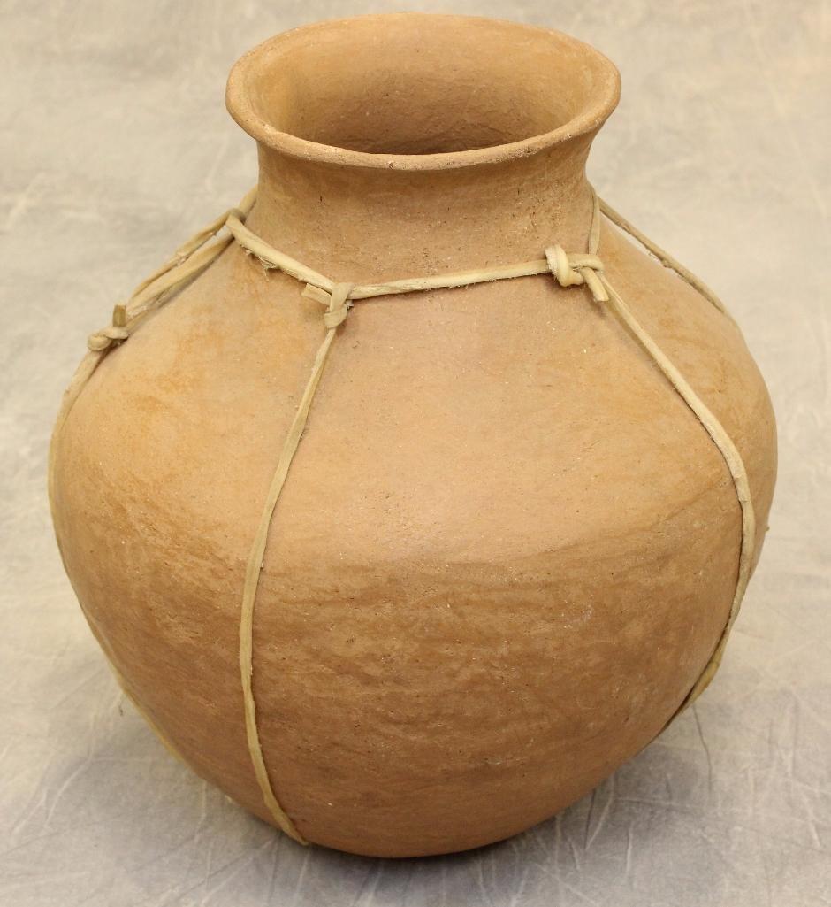 Earthen Gourd