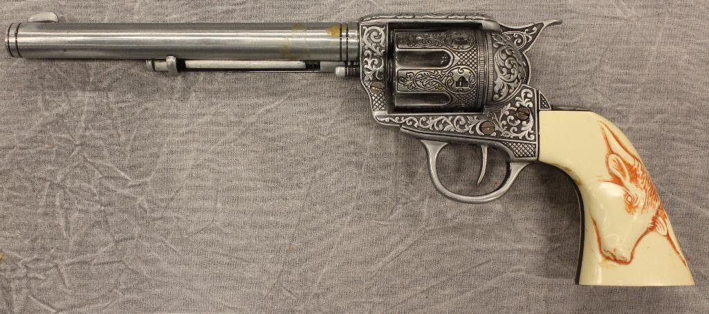 "Replica Collectors Armoury 7 1/2"" Pistol - 5"