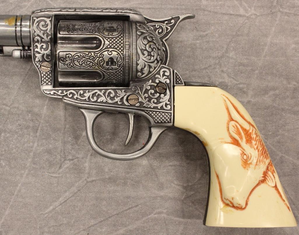 "Replica Collectors Armoury 7 1/2"" Pistol - 6"