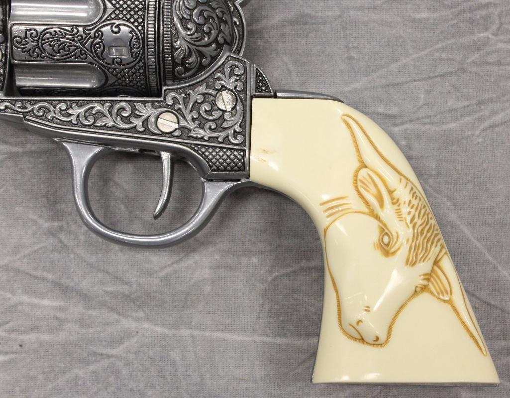 Replica Pistol Collectors Classic Steer Grip - 7