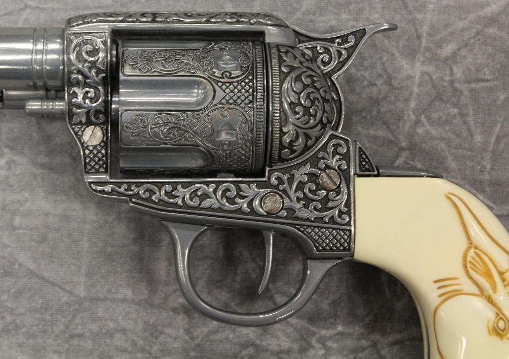 Replica Pistol Collectors Classic Steer Grip - 6