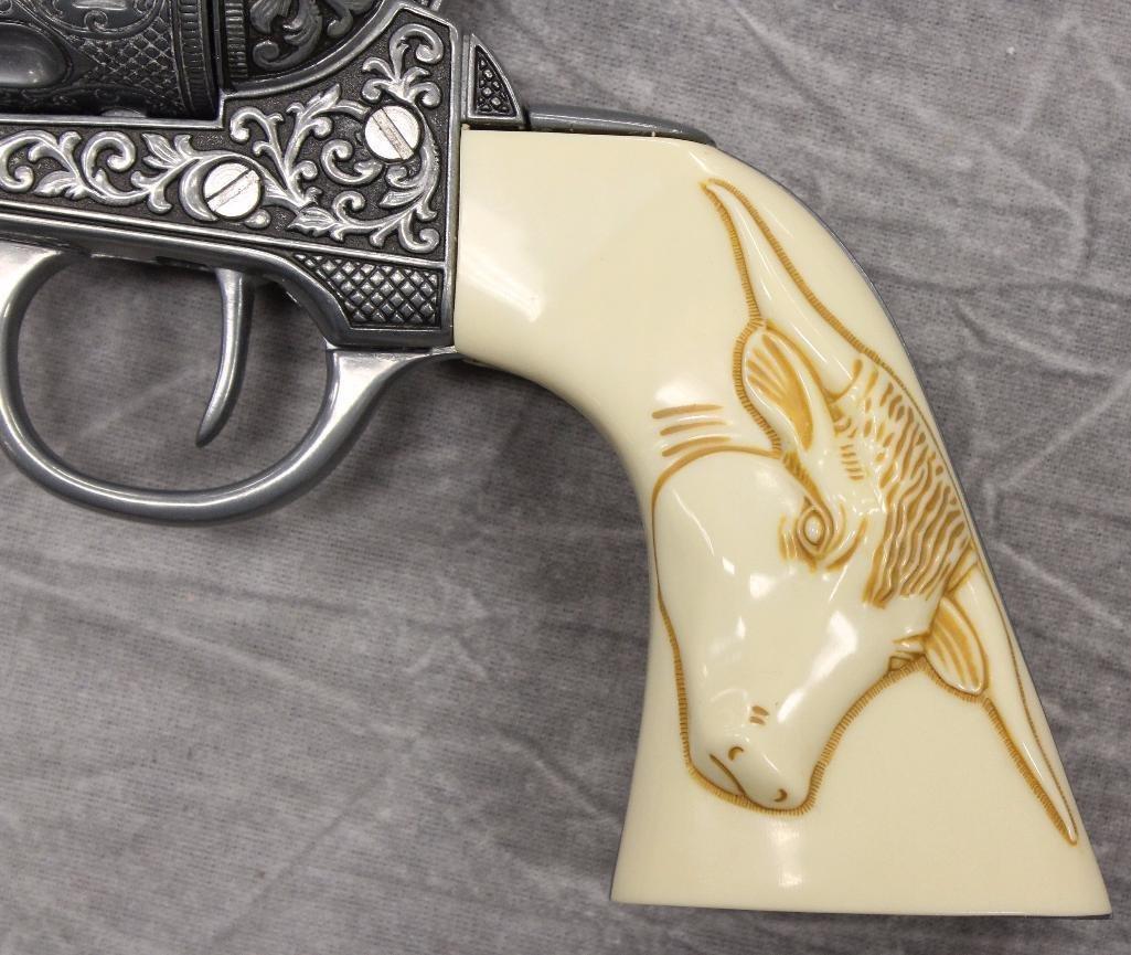 Replica Pistol Collectors Classic Steer Grip - 8