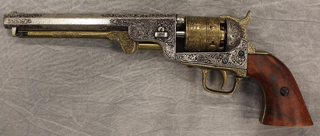 Replica Collectors Armoury  M1851 Navy Revolver - 3