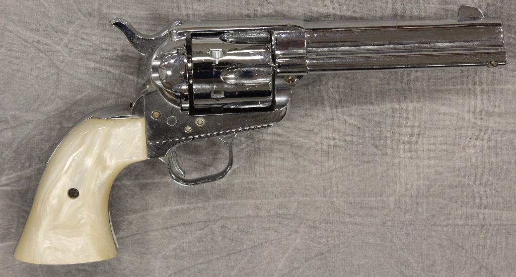 Replica M1874 Japanese Pot Metal Pistol
