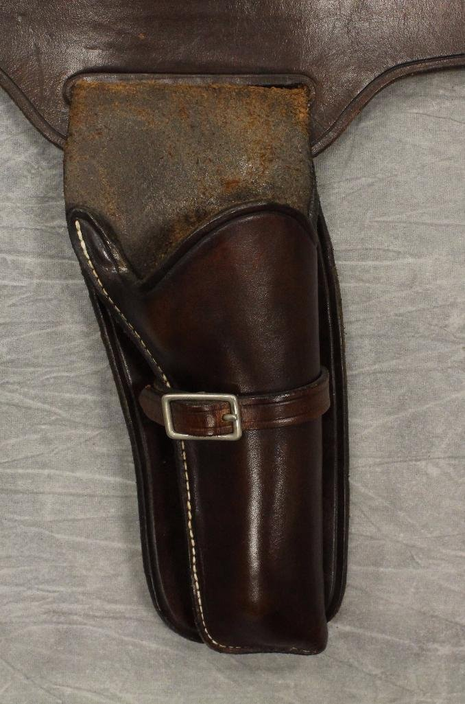 Tonto Single Holster Gun Belt - 2