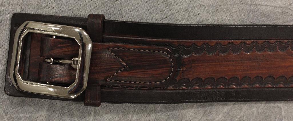 Single Holster Gun Belt Extra Large - 5