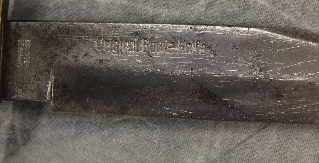 Original Bowie Knife - 4