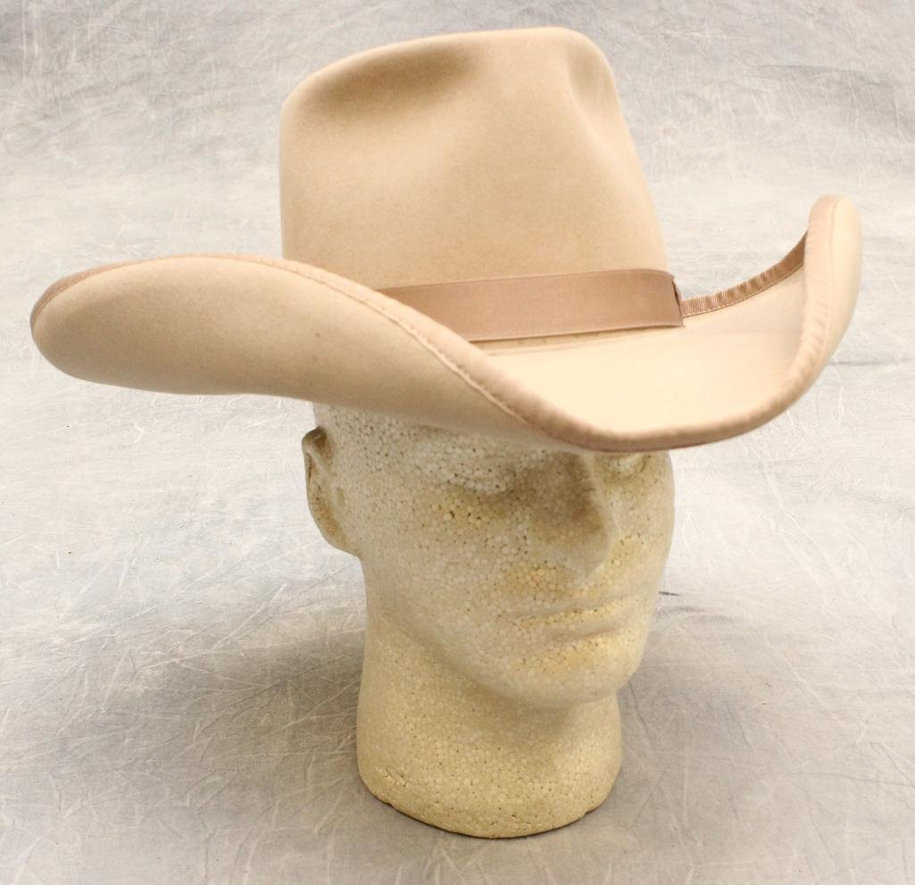 Lot of 3 Cowboy Hats