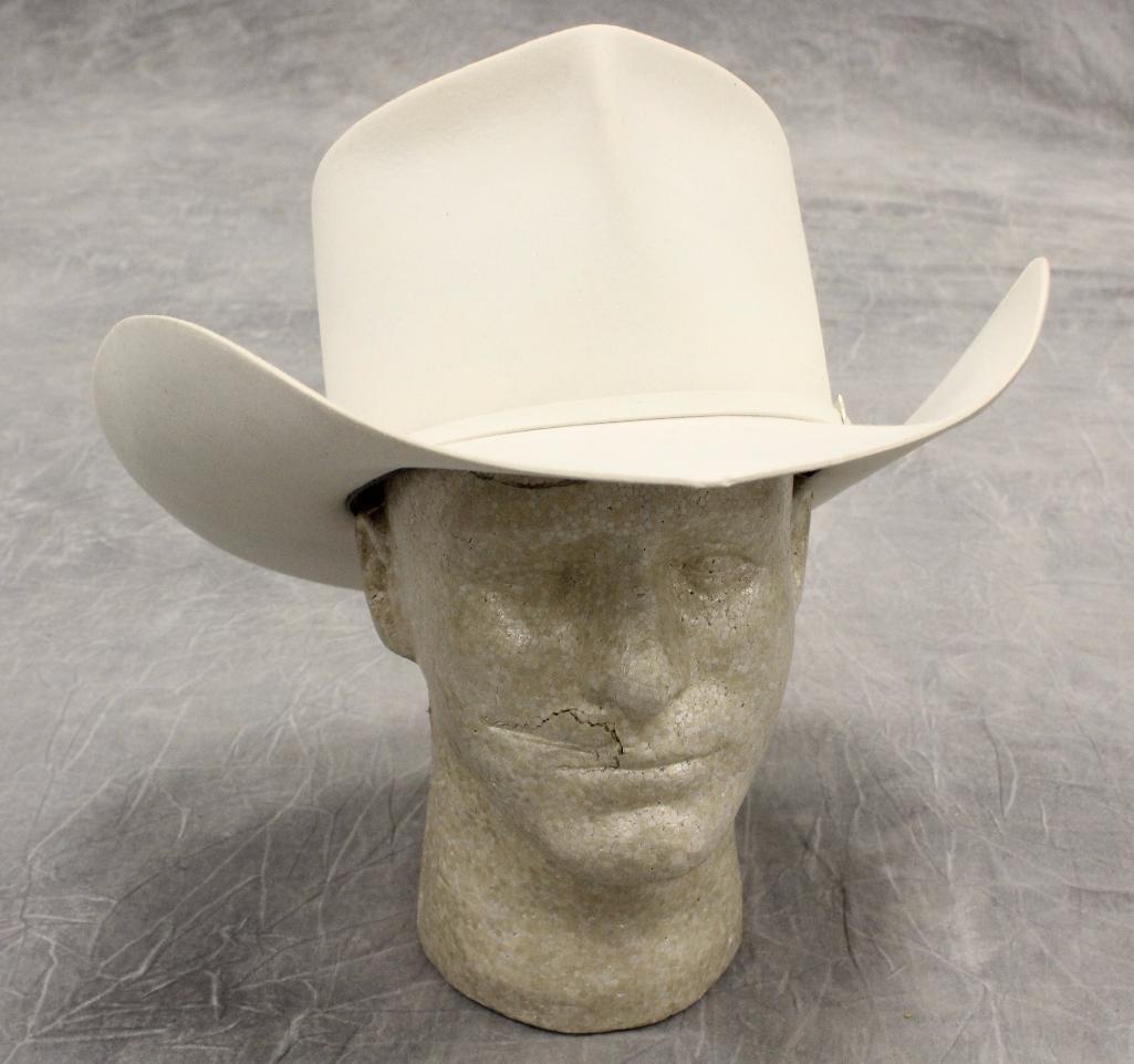 Lot of 3 Cowboy Hats - 3