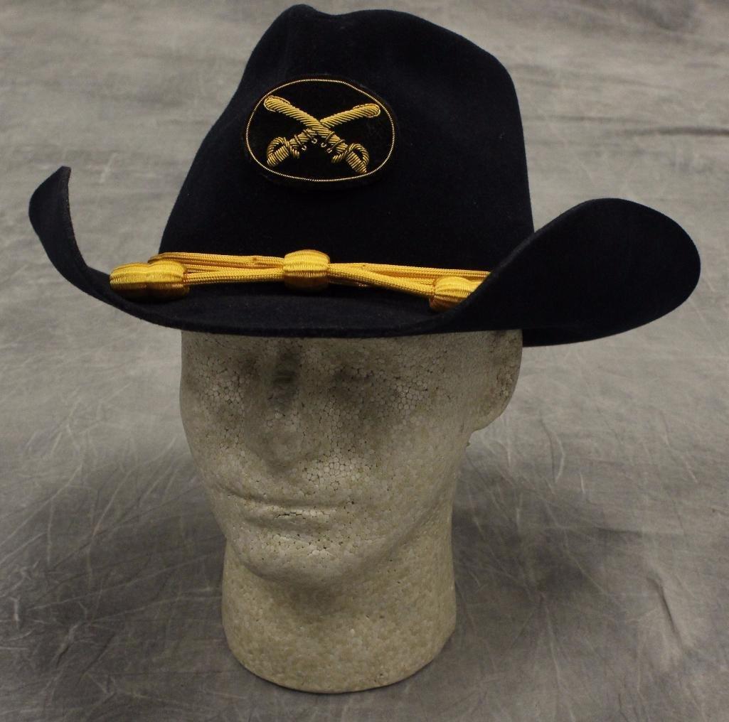 Lot of 3 Cowboy Hats - 4