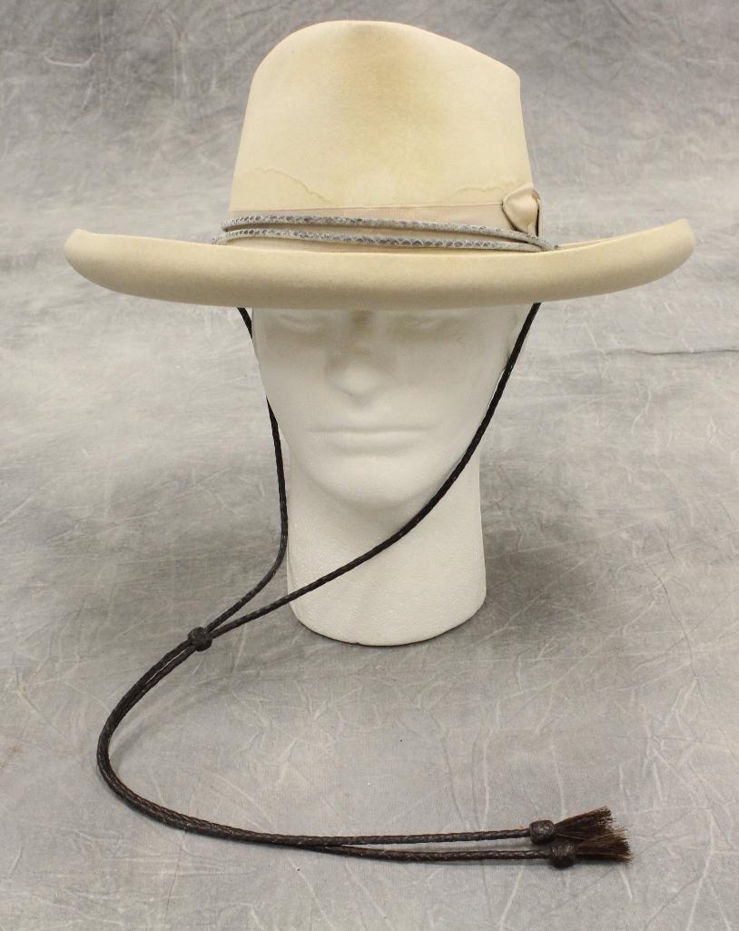 Lot of 4 Cowboy Hats - 2