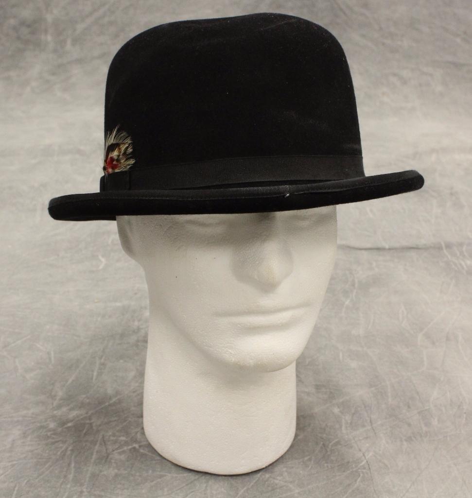 Lot of 4 Cowboy Hats - 3