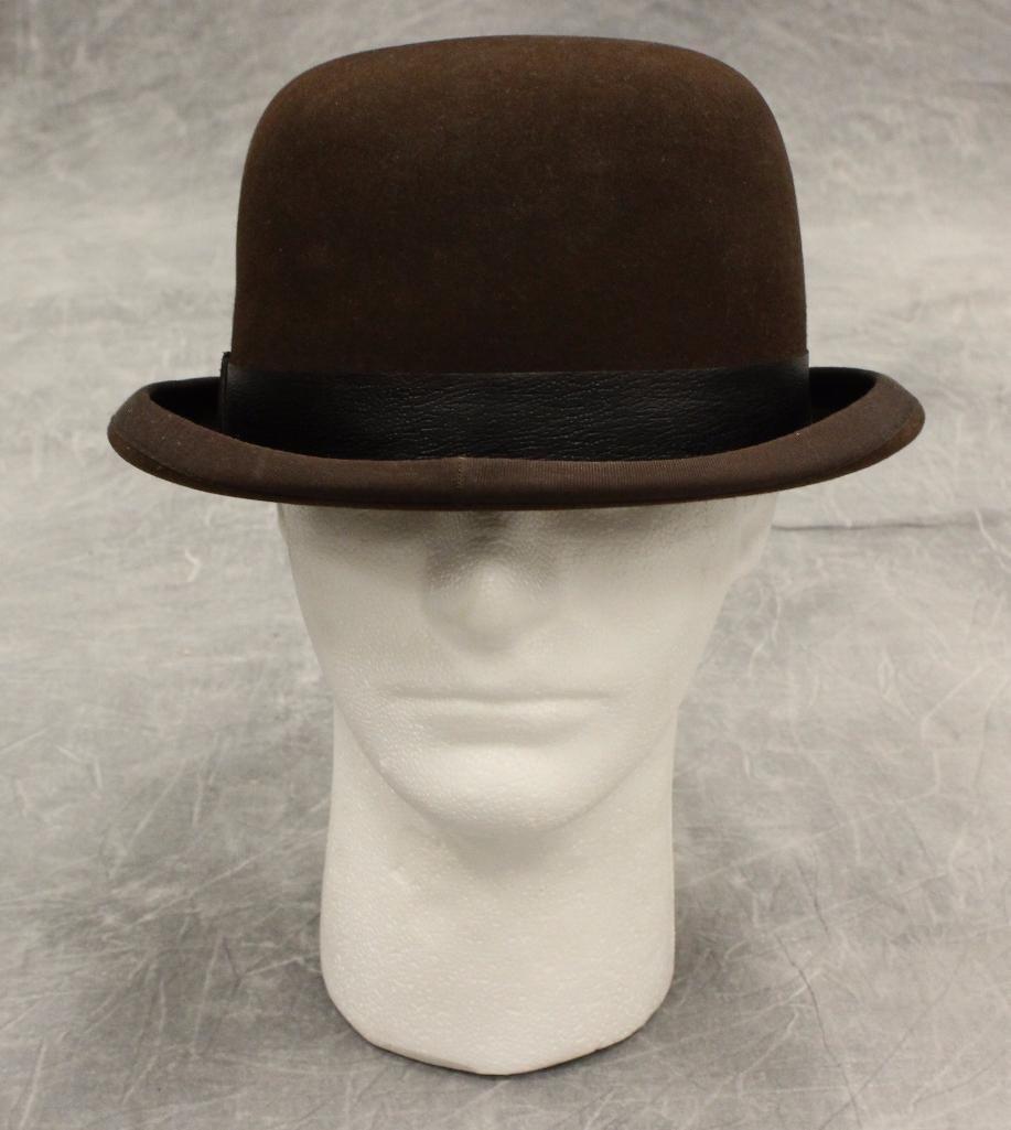 Lot of 4 Cowboy Hats - 4