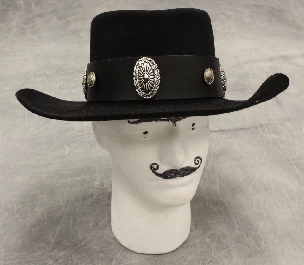 Lot of 4 Cowboy Hats - 5